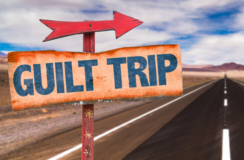 Lupus and Guilt: Feeling Guilty For Feeling Bad