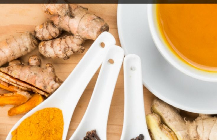 lupus-ginger tumeric tea for pain