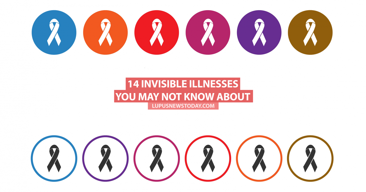 14 Invisible Illnesses You May Not Know About Lupus News Today