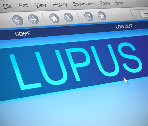 lupus, UV light